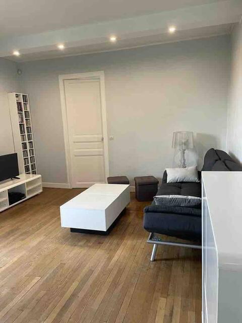 Proximité de Versailles charmant 2 pièces de 45 m2