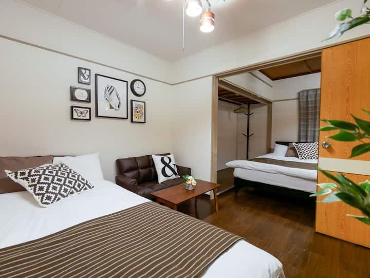 Sakura Dotonbori Residence 408