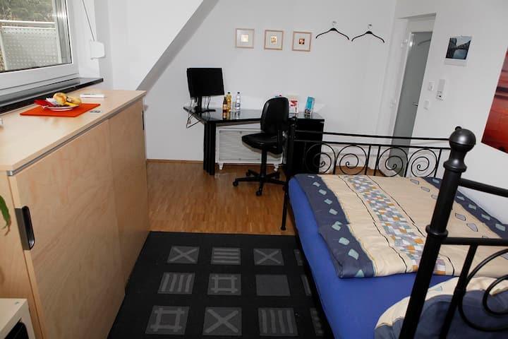 Doppelzimmer 16qm 1.OG