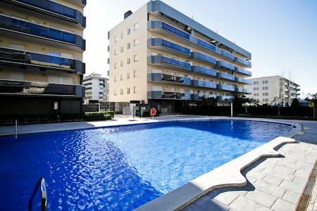 CABALLE ** Wi-Fi FREE ** - La Pineda - Apartment