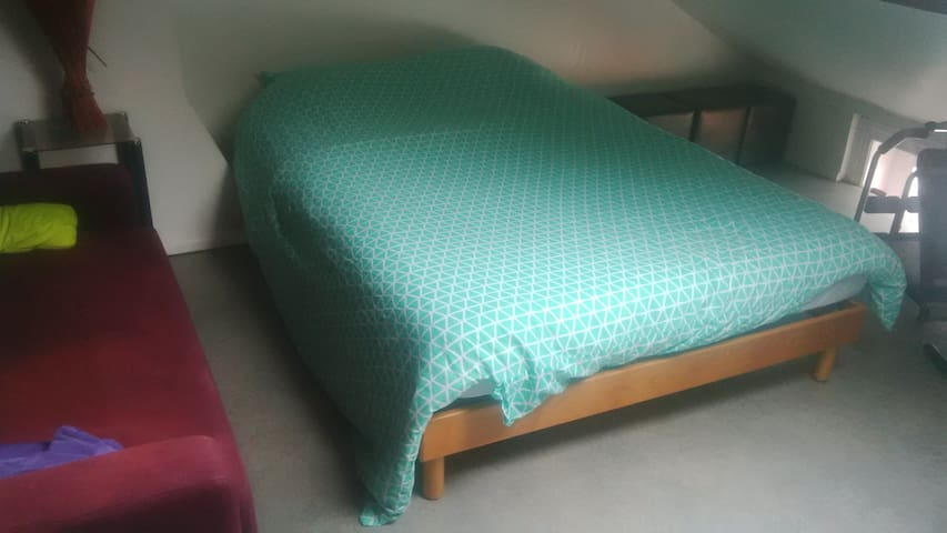 Chambre, idéal étudiant - Douai - Flat