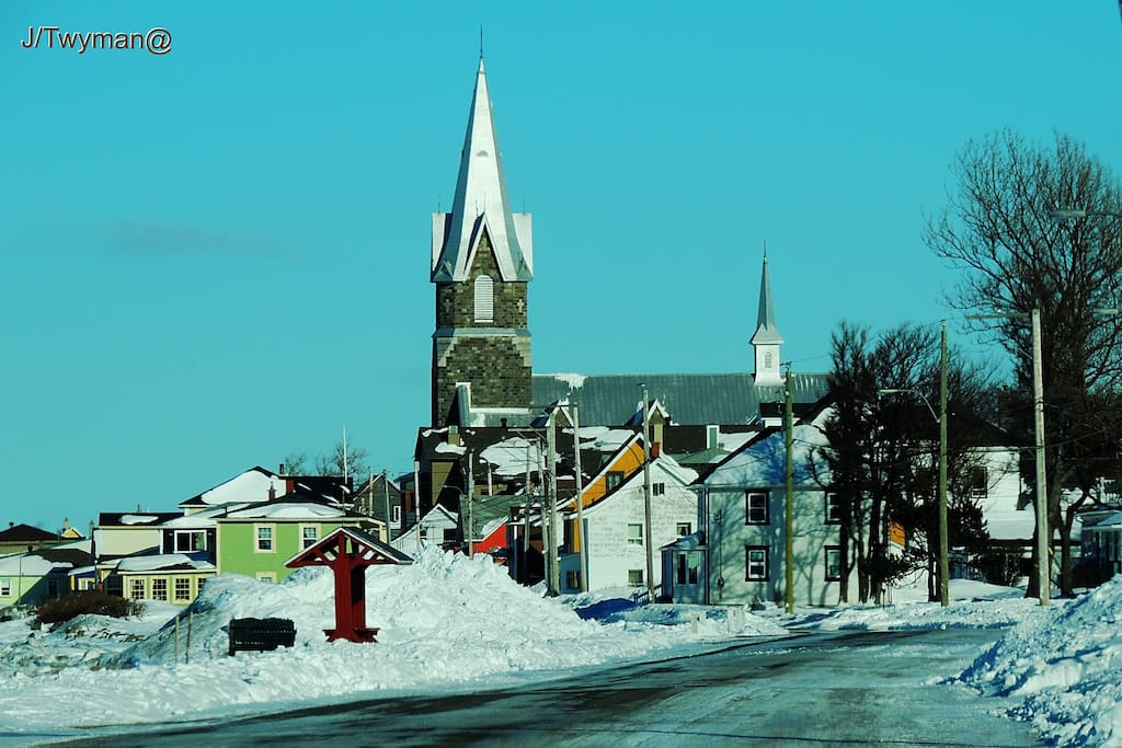 Pictoresque village