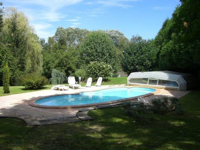 Un havre de paix en Bourgogne - Labergement-lès-Seurre - House