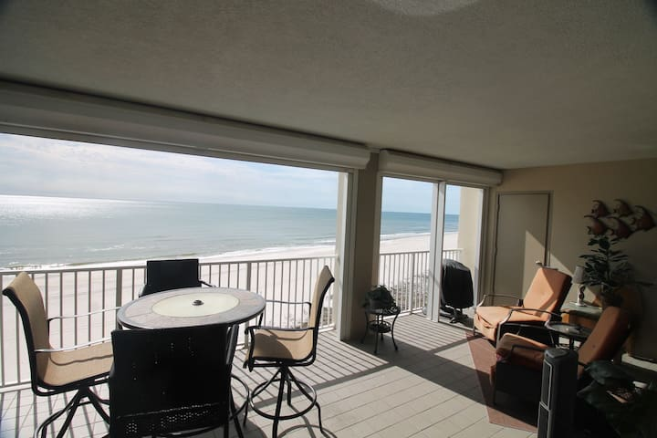 Beachfront 3 Bedroom - Sleeps 10! - Orange Beach - Wohnung
