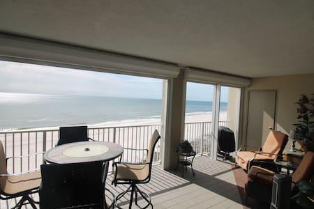 Beachfront 3 Bedroom - Sleeps 10! - Orange Beach - Condomínio