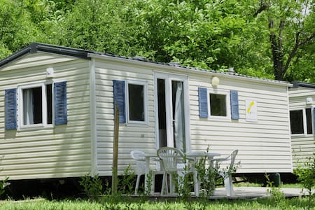 Mobil-home deux chambres N°1 - Andet