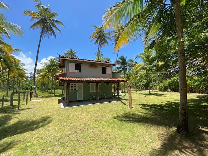 Casa da Praia Bainema- Outeiro de Moreré