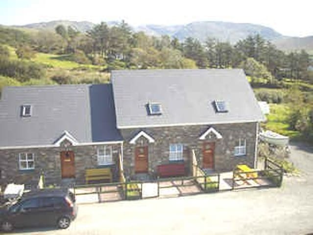 Eyeries, cottage ideal for families of four people - Beara - Haus