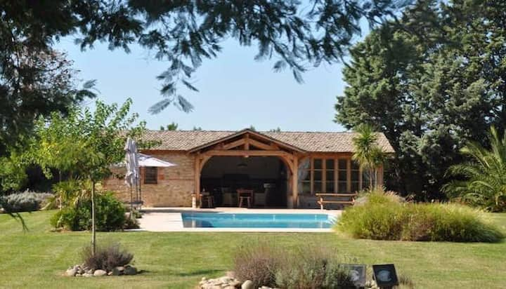 Stunning Family Villa with Pool, Argeles- Sur- Mer