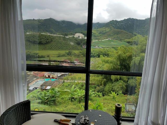 Apartamento Rural en Pereira/rural flat in Pereira