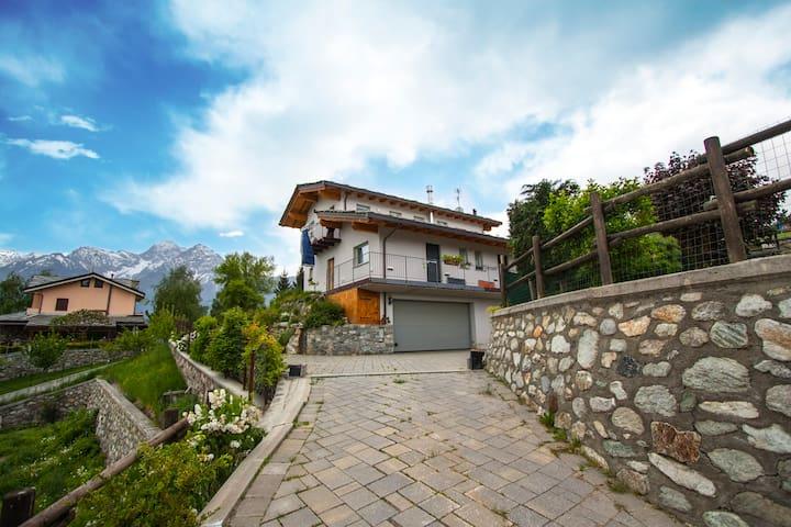 Relax sulle Alpi (100L)
