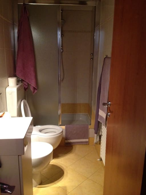 bagno a uso privato
