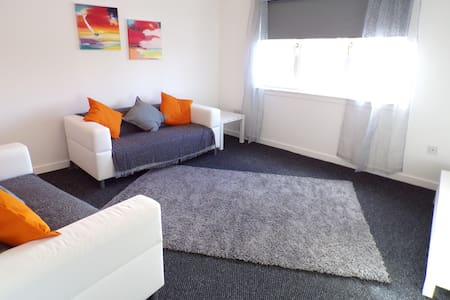 Robbins Nest Apartment - Motherwell