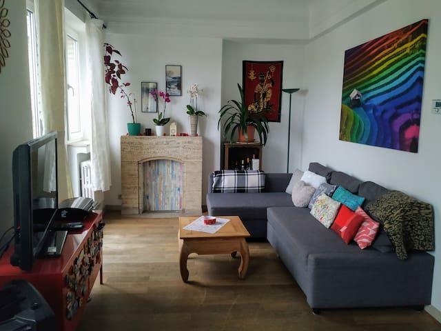 Jolie chambre dans le cœur de Bruxelles