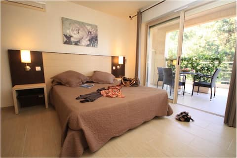 Hotel Costa Rossa*** Appartements 2 personnes