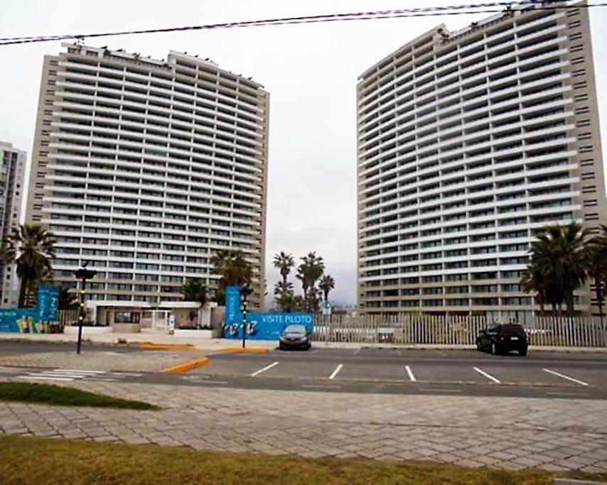 Condominio Jardín del mar