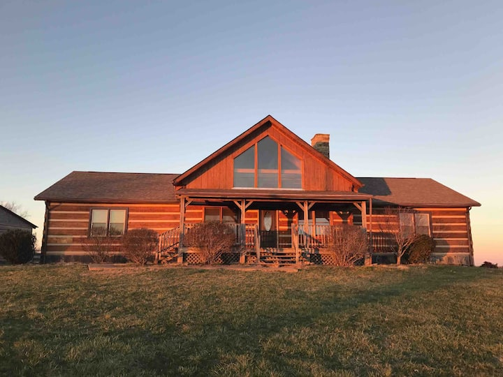 Campbell's Cabin: A perfect retreat