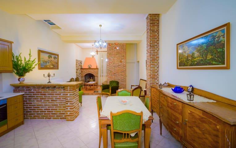 Villa Karlovasi_Apartment ARIADNI