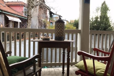 Charming 2-rooms, Old Carouge, amazing terrace - Carouge