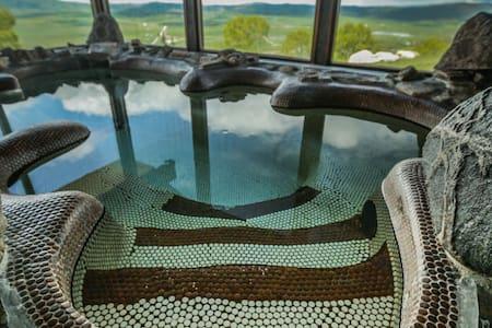 Bella Vista Lodge - Steamboat Springs - Gîte nature