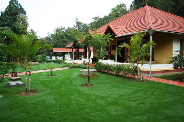 Coorg Homestay: Valley View Executive Rooms