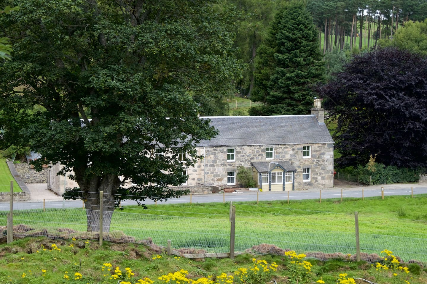 Rathmhor, Lynchat, Near Kingussie