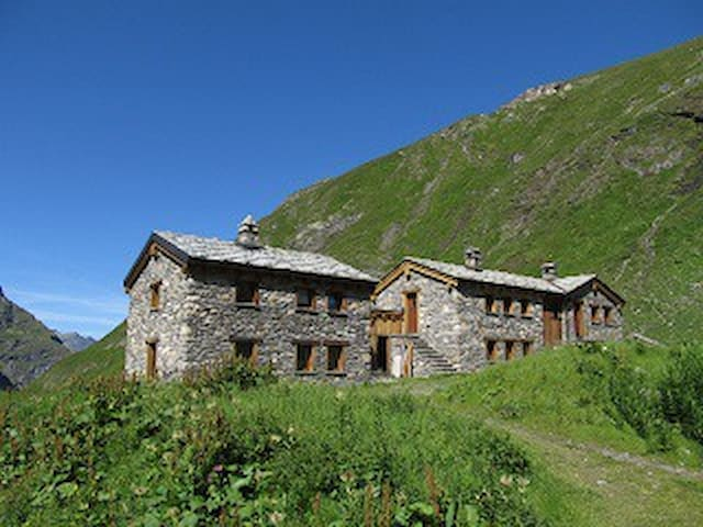 Mountain house in Valgrisenche