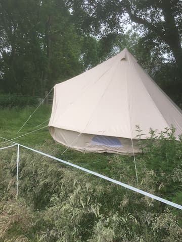 Back to basic in Paradise ️ - Wassenaar - Tent