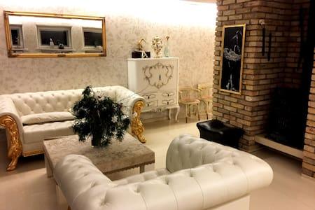 Luxury apartment in Vilnius 3.