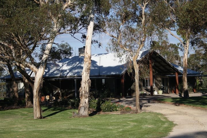 Kenwood Bank Vineyard Retreat - McLaren Vale - Bed & Breakfast