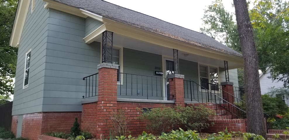 Cozy mill home in the heart of NoDa