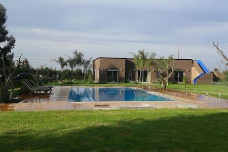 Villa de vacance - Sidi Abdellah Ghiat