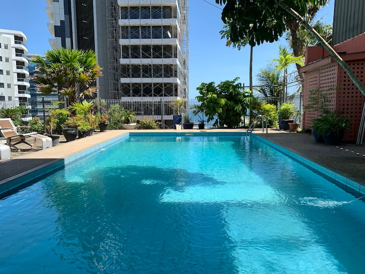 Peaceful Oasis in the ❤️ of Downtown Port Moresby