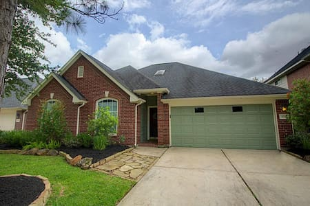 Superbowl House! - Pearland - Dom