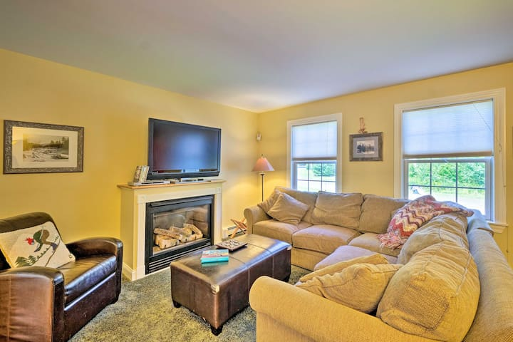 NEW! West Dover Home w/ Deck, Grill & EV Outlet