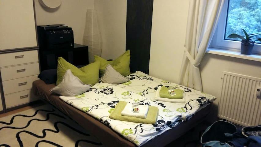 Gemütliche Gästezimmer in ruhiger Randlage