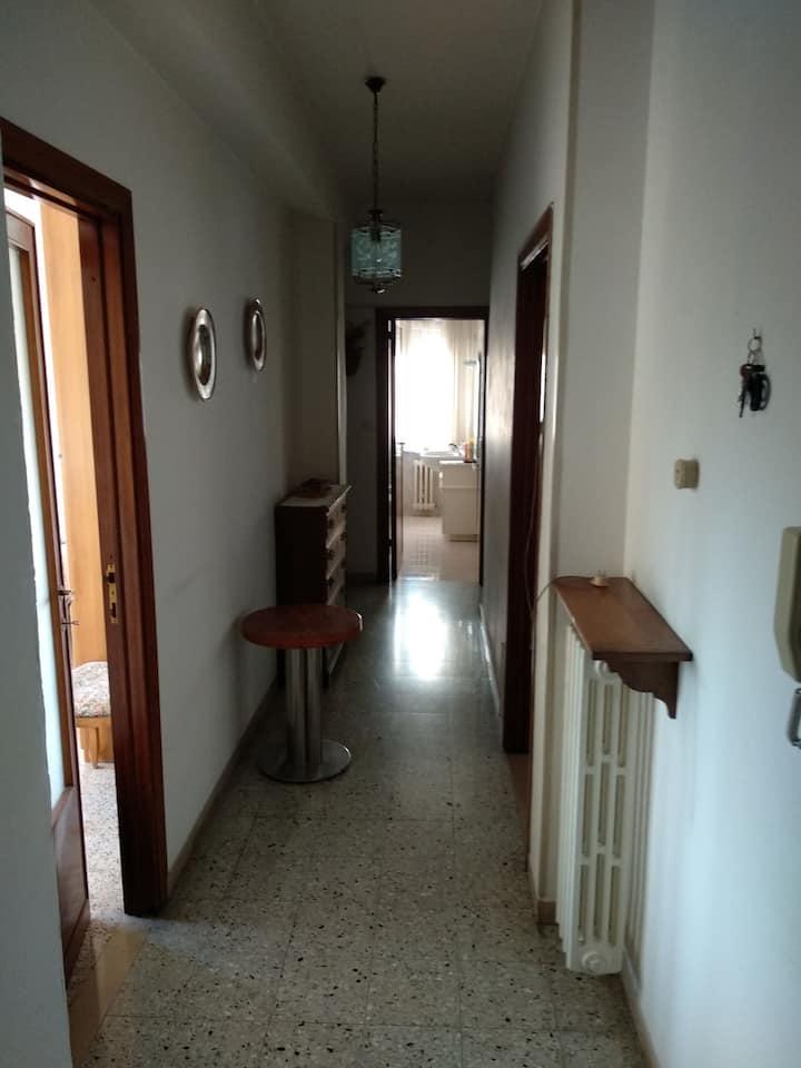 Appartamento comodo zona stazione fontivegge