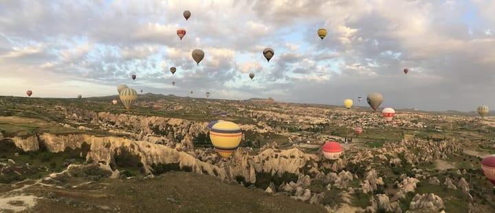 Goreme Ciner Hotel Bed and Breakfast