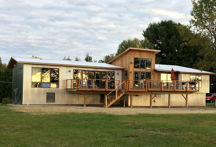 Air Park House