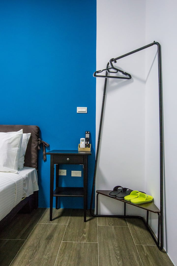 Central Woods Hostel 山啄木青年旅館 雙人套房(獨立衛浴) Standard Double Room