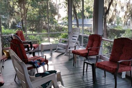 Southern Hospitality on Lake - Starke - Casa