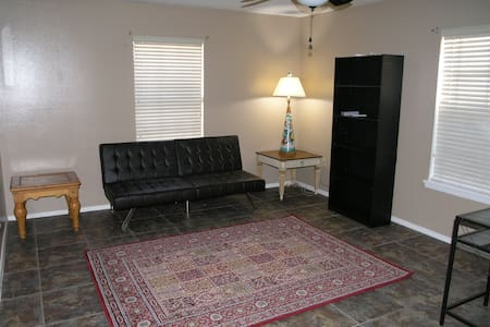 Condo, 1 bedroom, ground floor, Unit 108 - Baton Rouge - Osakehuoneisto