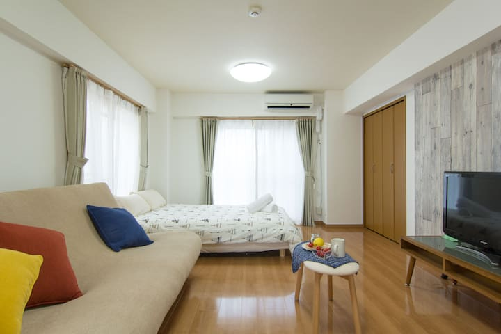 [S3B] Shinjuku/Shin-Okubo 5 min Newly Renovated