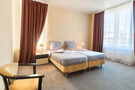 Апартаменты с видом на горы у Олимпийского парка - Veseloye