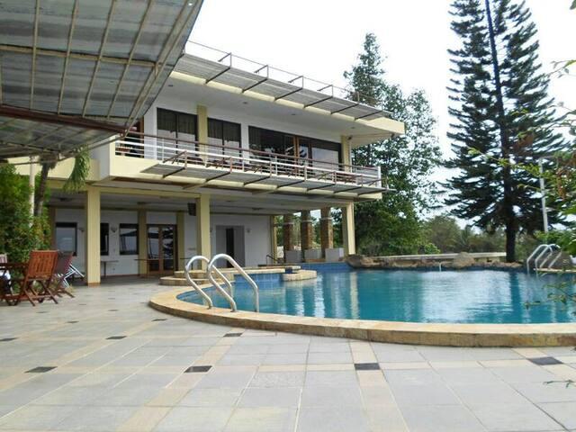 The Villas Club House