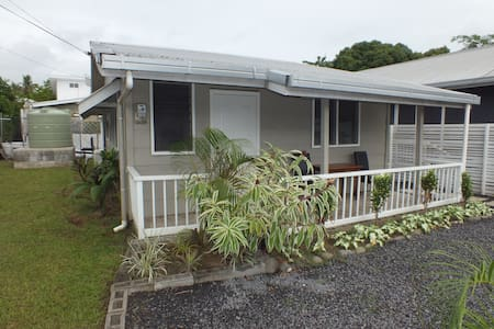 Lelata bungalow - Connect to Samoa; ideal location