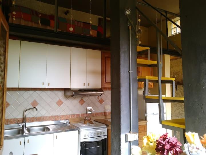 LA CANTINA DEL SOLE HOLIDAY HOUSE