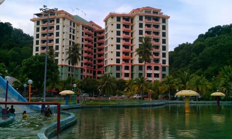 Marina Cove Apartment.