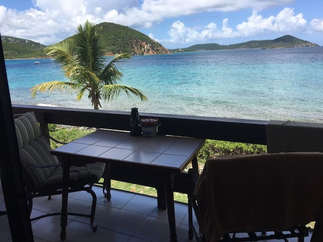 OCEANFRONT Red Hook/East End ~ Starfish Hideaway - St Thomas - Condomínio