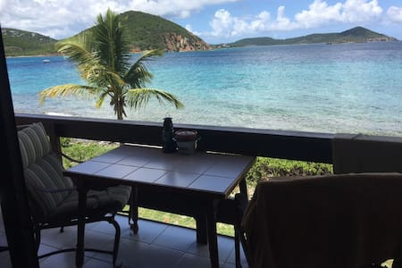 OCEANFRONT Red Hook/East End ~ Starfish Hideaway - St Thomas - Wohnung